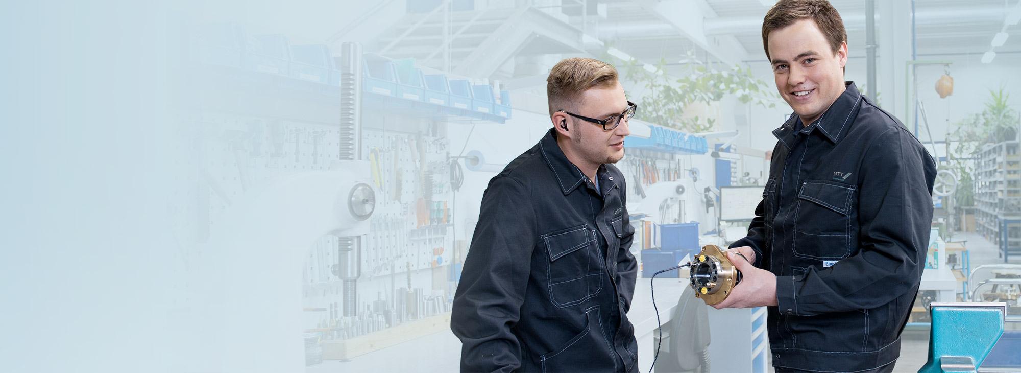 Ott Jakob Service - Header Image
