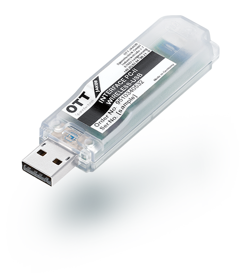 Produkte / Power-Check - Empfangseinheiten - USB radio stick