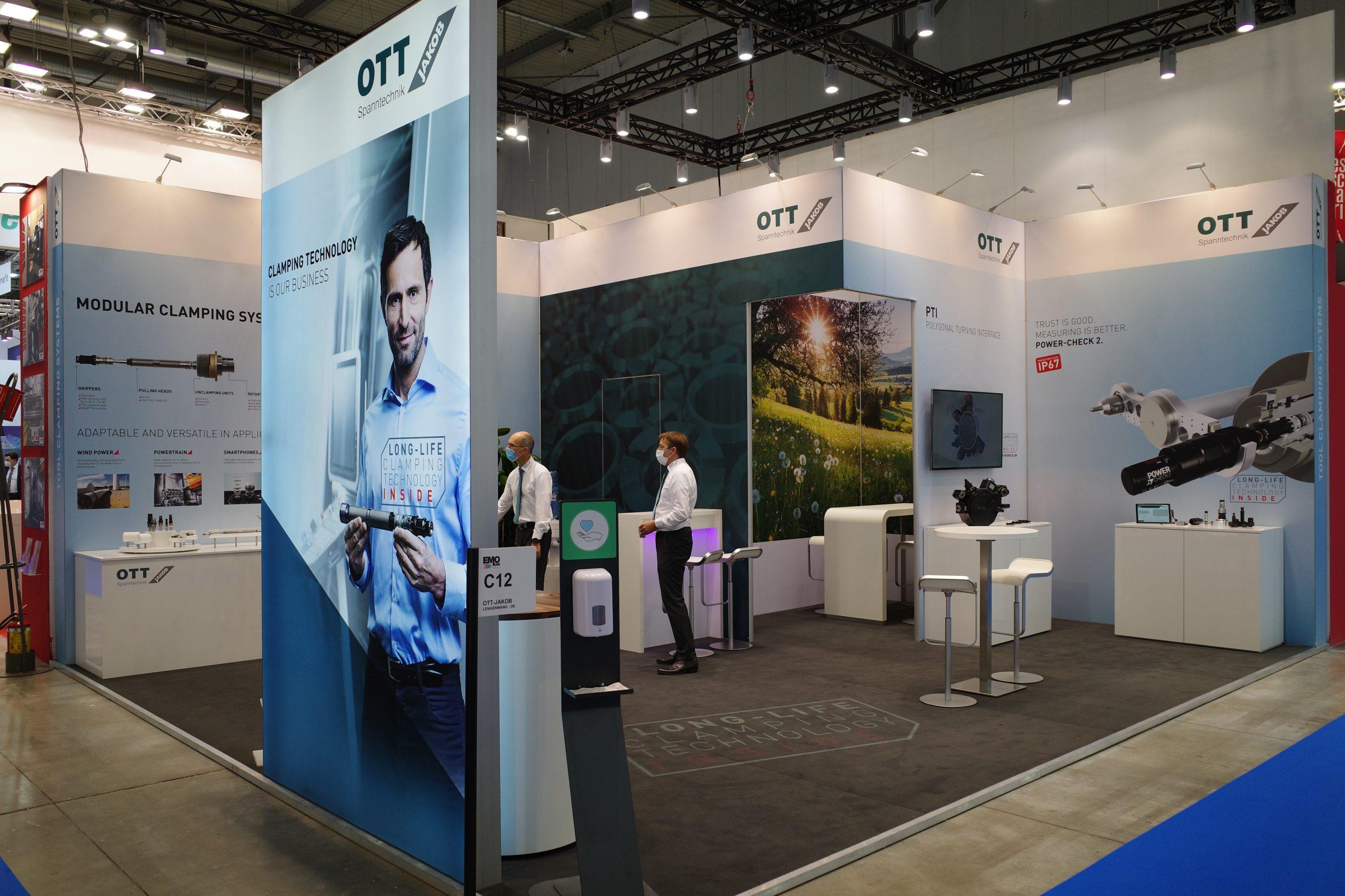 OTT-JAKOB - Unternehmen - Bild - EMO highlights 2021
