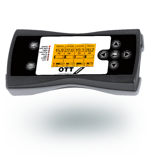 Produkte / Power-Check - Empfangseinheiten - Power-Monitor