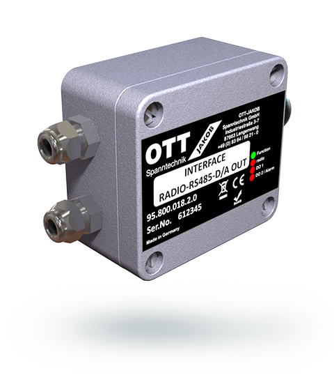 Produkte / Power-Check - Empfangseinheiten - Antena Bus RS485