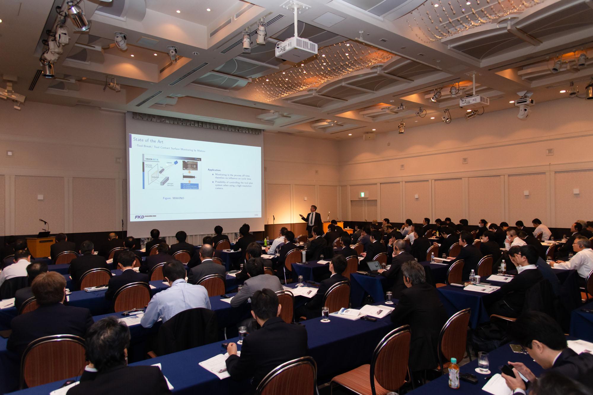 OTT-JAKOB - Unternehmen - Bild - OTT-JAKOB participates in Innovation Days in Tokyo