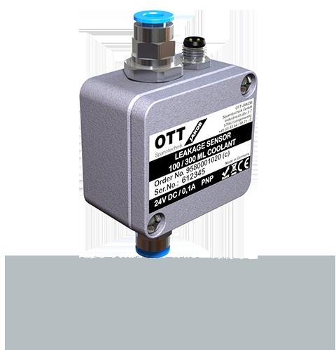 Produkte / Condition Monitoring / Monitoraggio delle perdite esterne