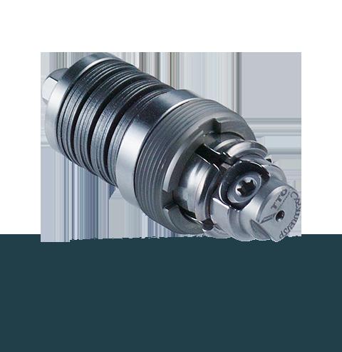 Produkte / Manuelle Spanntechnik / Pinza di serraggio manuale CTC