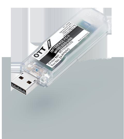 Produkte / Power-Check - Empfangseinheiten - Chiave USB radio