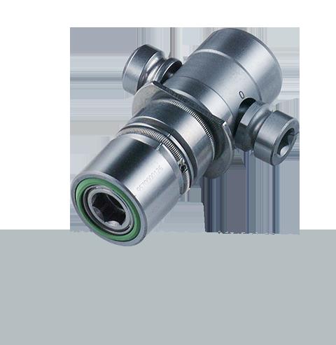 Produkte / Manuelle Spanntechnik / Pinza di serraggio manuale QCS