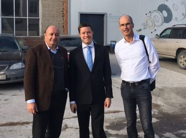 Ott Jakob - Unternehmen - Bild - OTT-JAKOB expands sales network in Russia