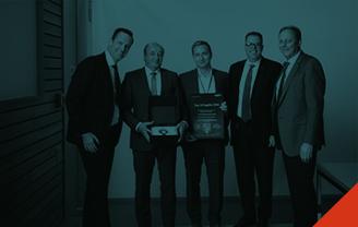 Ott Jakob - News - OTT-JAKOB receives supplier award