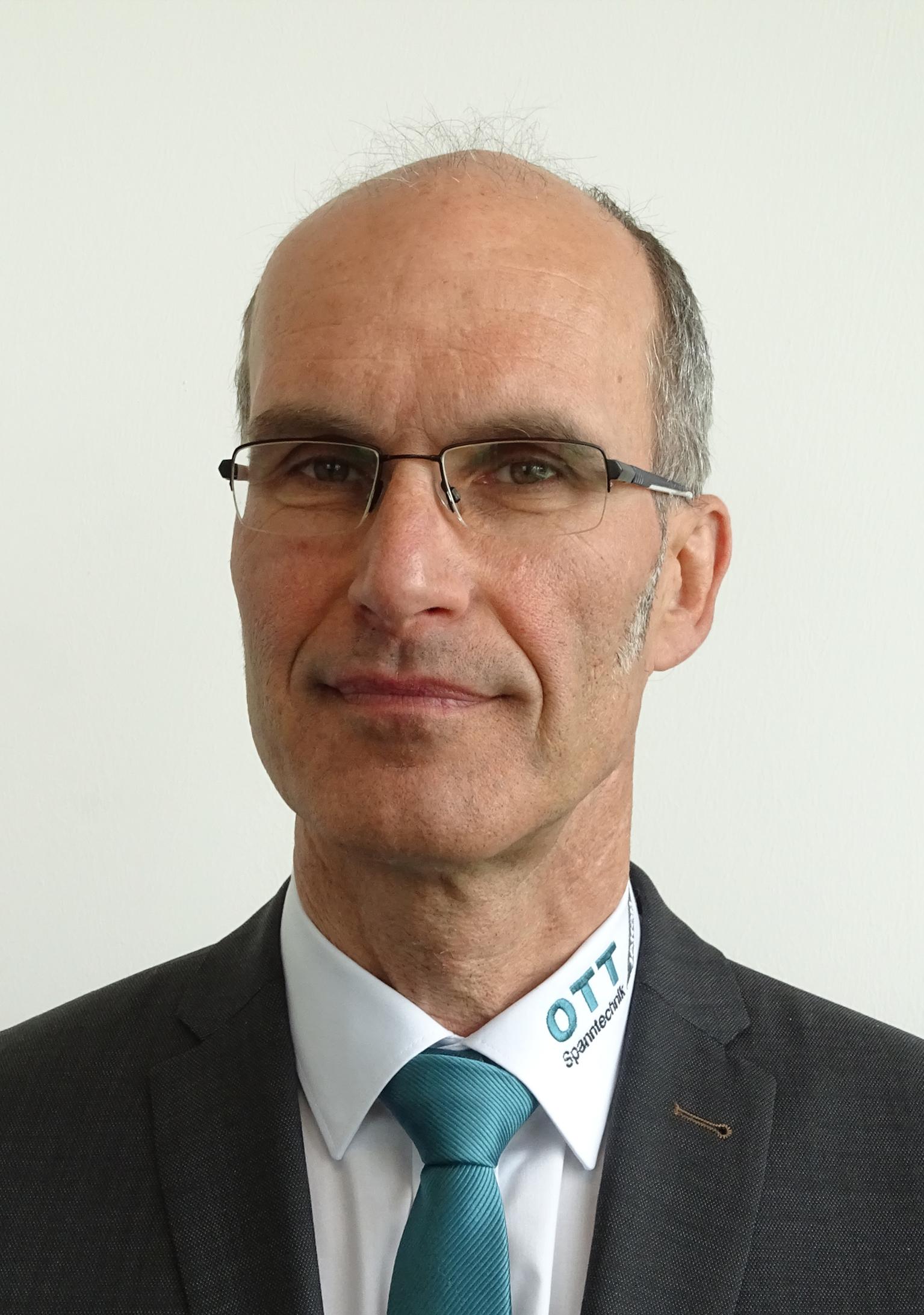 Ott Jakob - Unternehmen - Bild - New Sales Director