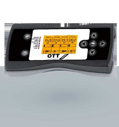 Produkte / Power-Check - Empfangseinheiten - 파워 모니터