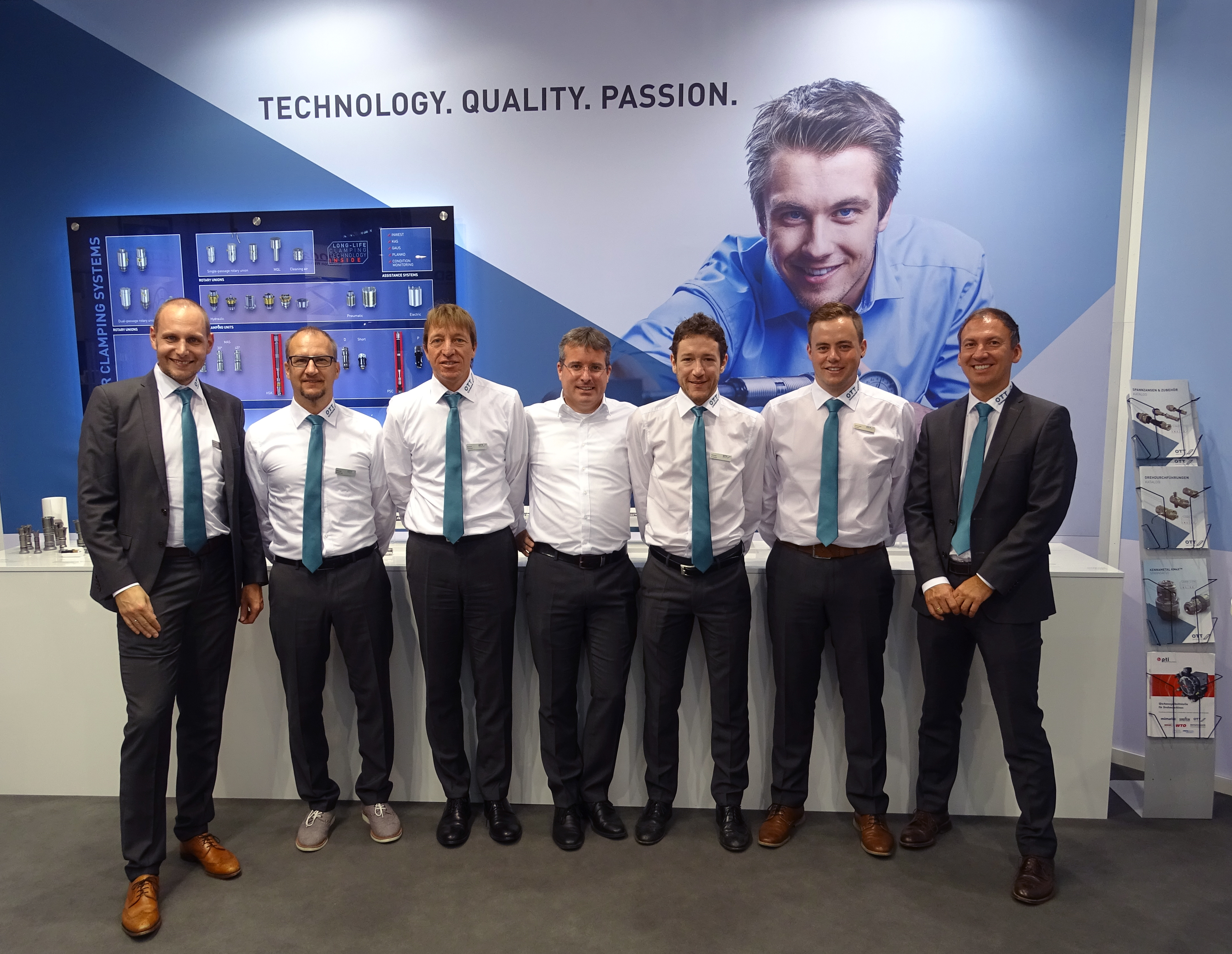 OTT-JAKOB - Unternehmen - Bild - IMTS and AMB – highlights of the exhibition year 2016