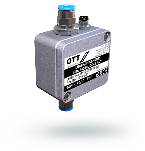 Produkte / Condition Monitoring / Externe Leckage- <br />überwachung