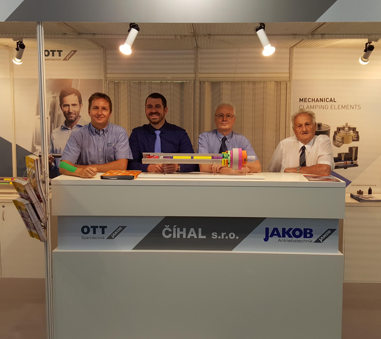 OTT-JAKOB - Unternehmen - Bild - OTT-JAKOB auf der MSV 2015