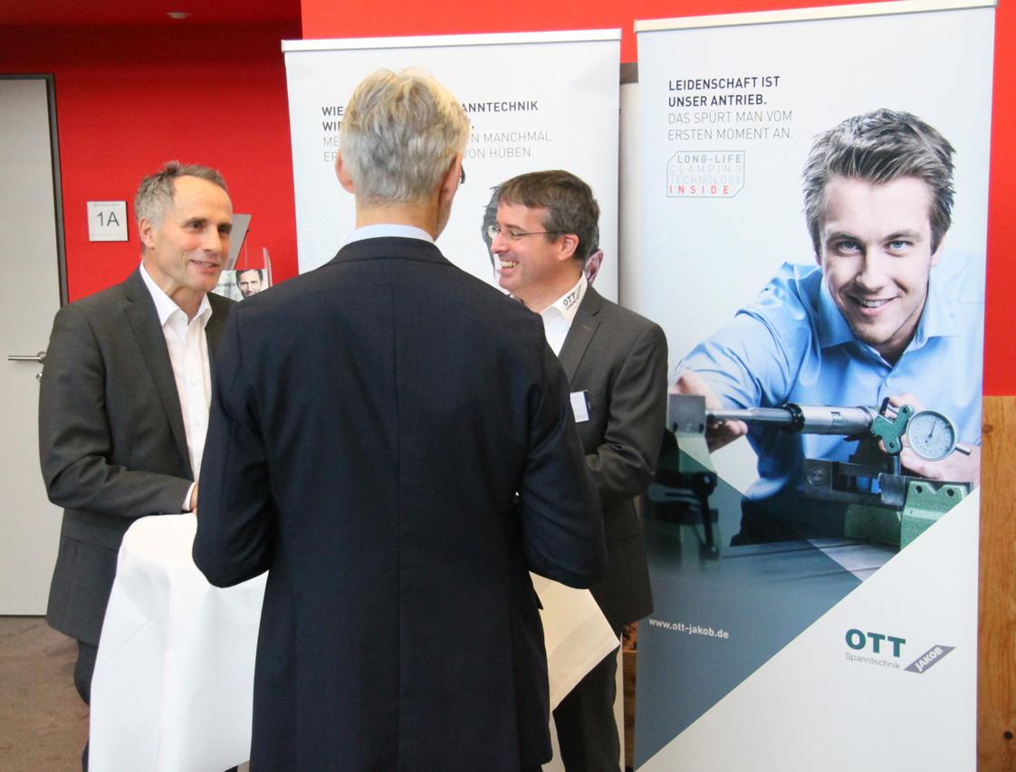 OTT-JAKOB - Unternehmen - Bild - OTT-JAKOB nimmt an Machining Innovations Conference teil