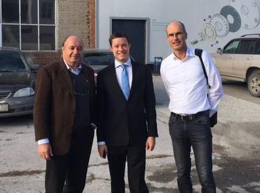 OTT-JAKOB - Unternehmen - Bild - Erweiterung des Vertriebsnetzwerkes in Russland