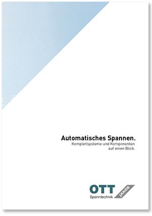 Ott Jakob - Unternehmen - Bild - Neuer Produktkatalog