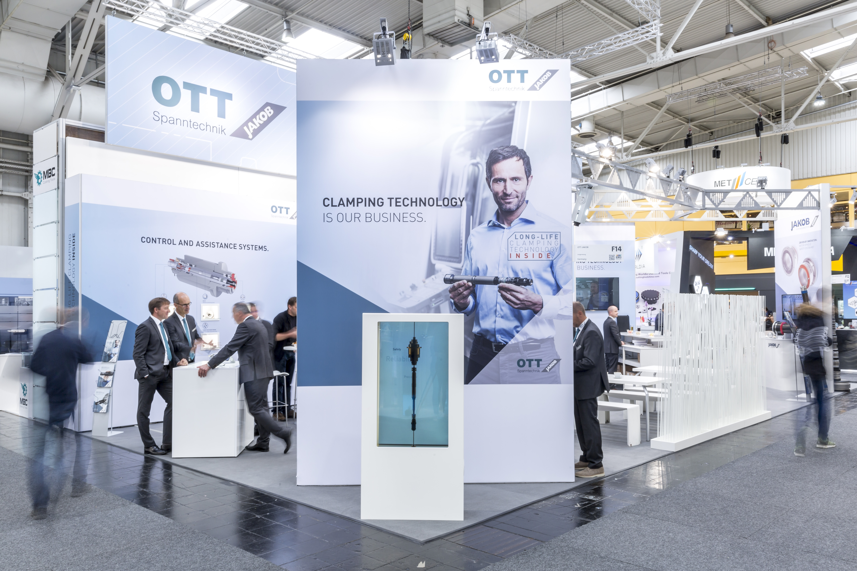 OTT-JAKOB - Unternehmen - Bild - OTT-JAKOB auf der EMO 2017