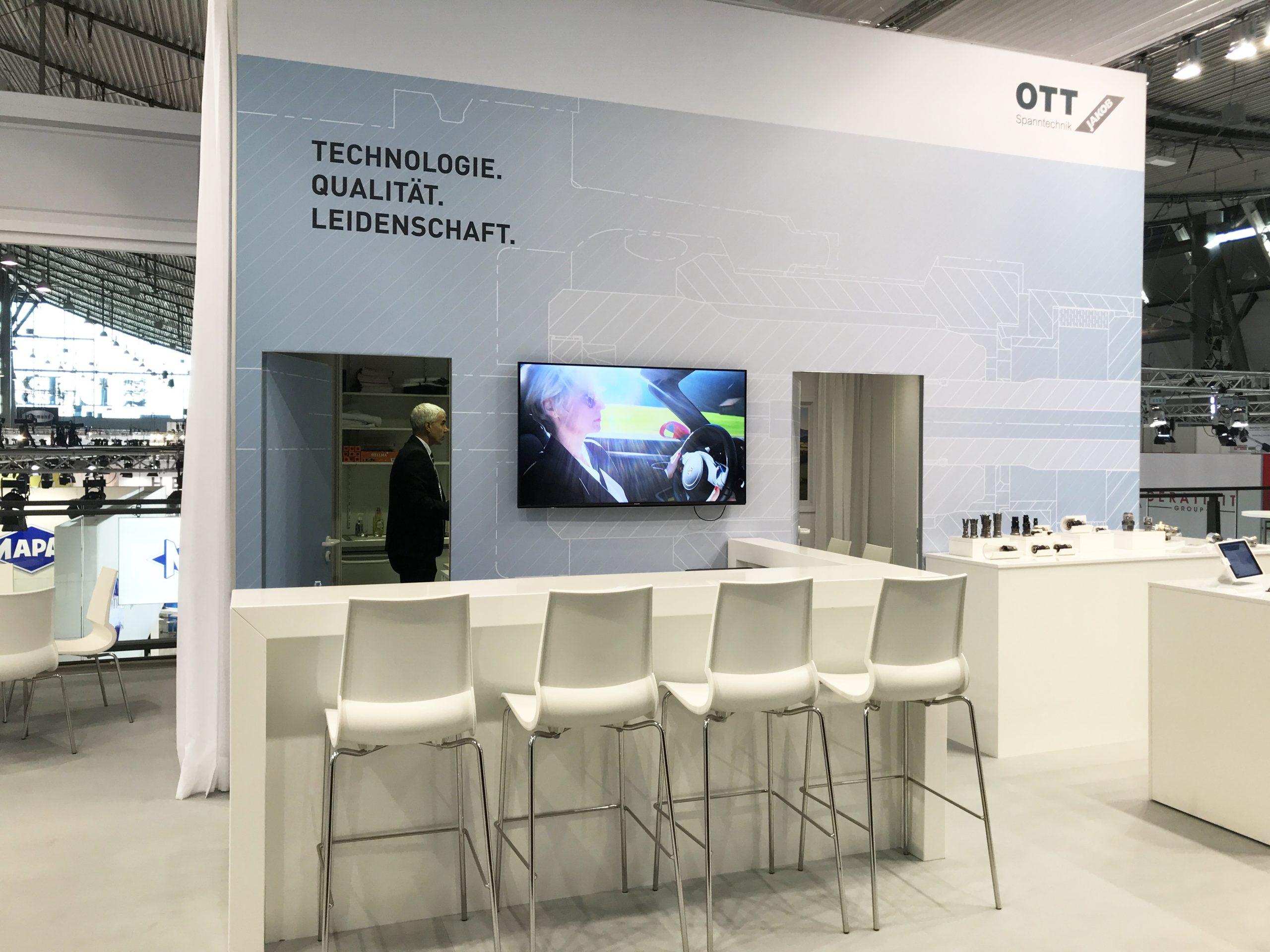 OTT-JAKOB - Unternehmen - Bild - OTT-JAKOB auf der AMB 2018